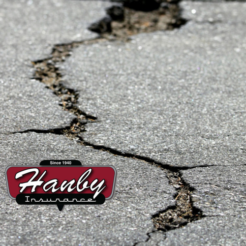Earthquake Insurance | Hanby Insurance - Best Insurance in DFW
